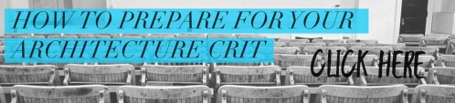 How to prepare for architecture crit