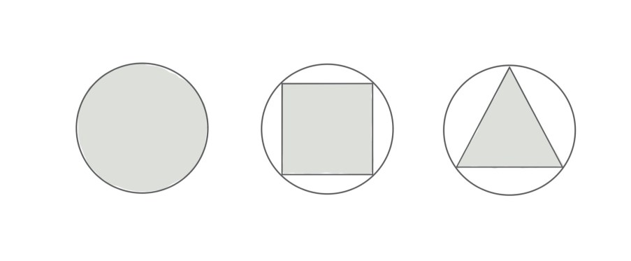 Primary shapes