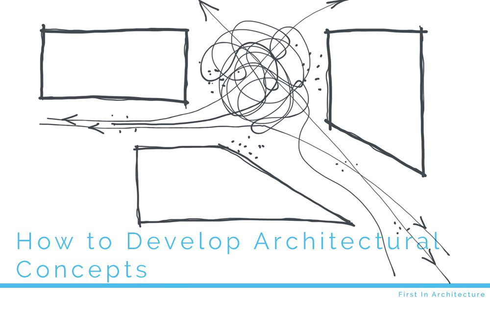 How To Develop Architectural Concepts First In Architecture