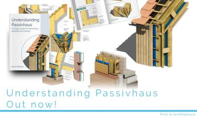 Understanding Passivhaus is out now!