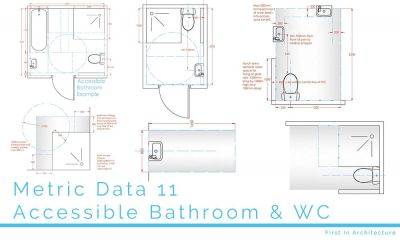 Metric Data 11 – Accessible Bathroom and WC