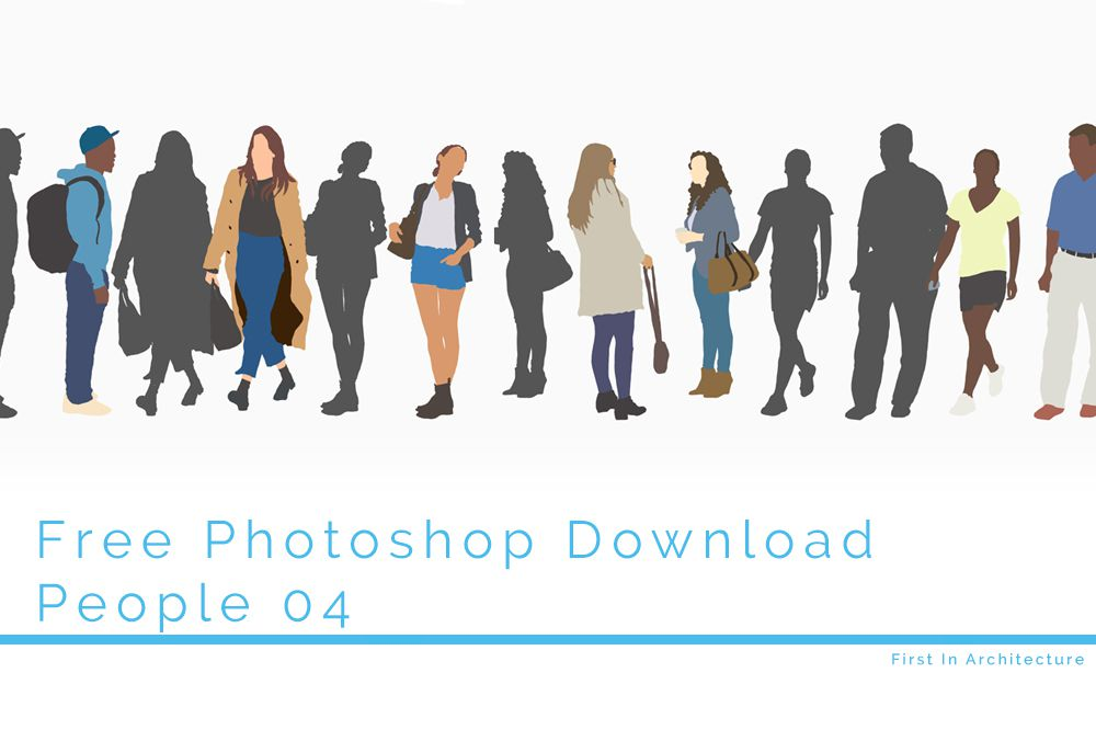 Free Photoshop Download - People 4 FI
