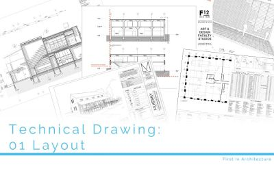 Technical Drawing: Layout