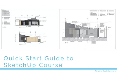 Quick Start Guide to SketchUp Course