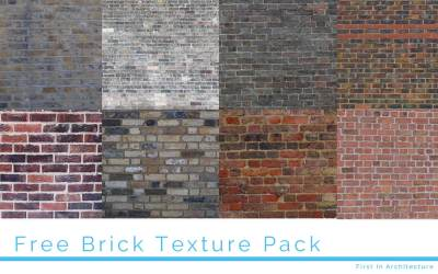 Free Brick Texture Pack