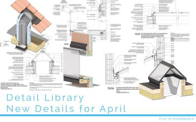 Detail Library – New Details for April