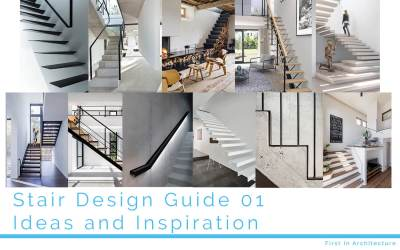 Stair Design Guide 01 – Ideas and Inspiration