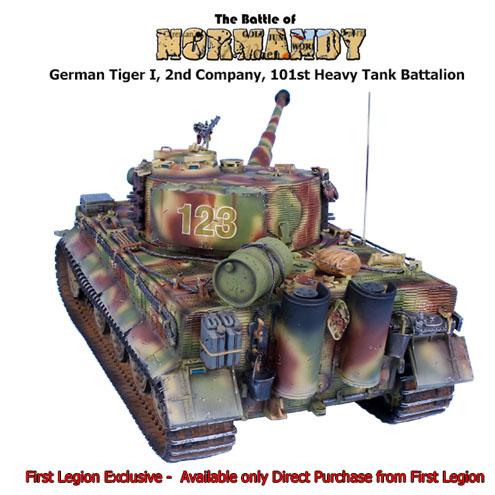 first legion wwii toy