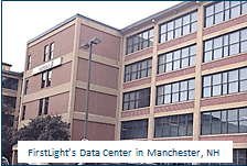 FirstLight Manchester NH Data Center