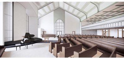 Revised Sanctuary Rendering (2020.12.7) - 3