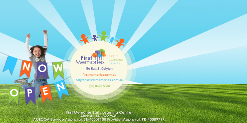 First Memories Early Learning Centre Colyton