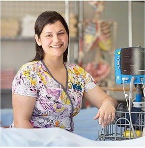 NIC Nursing Student Pic 1