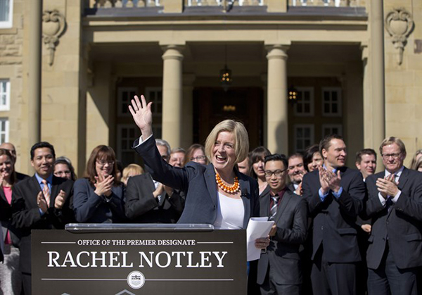 Rachel Notley_pic1_May2015