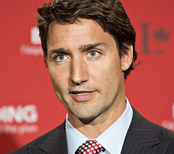 Justin Trudeau - Liberal Party Leader