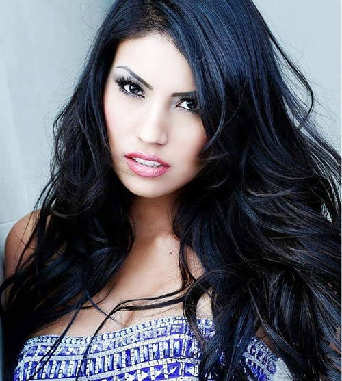 Ashley Callingbull Burnham is the first Canadian and first First Nations woman to win Mrs Universe.