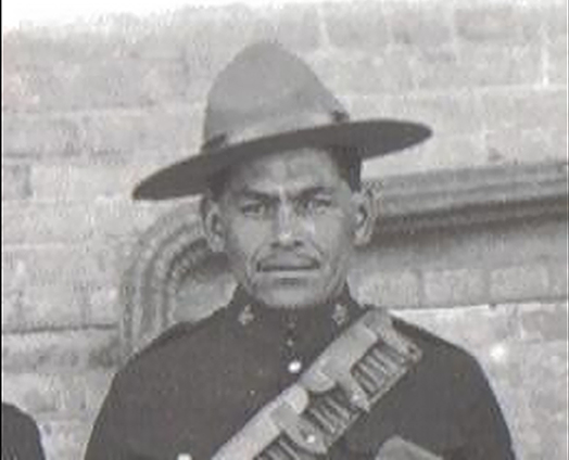 """Henry Louie """"Ducky"""" Norwest 1881-1918"""