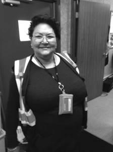 Glenice Delorme, OPS Team member