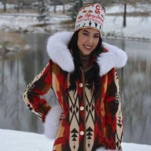 Astokomii Smith of the Siksika First Nation