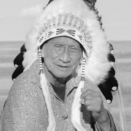 Elected Chief of the Siksika Nation 1981-1983
