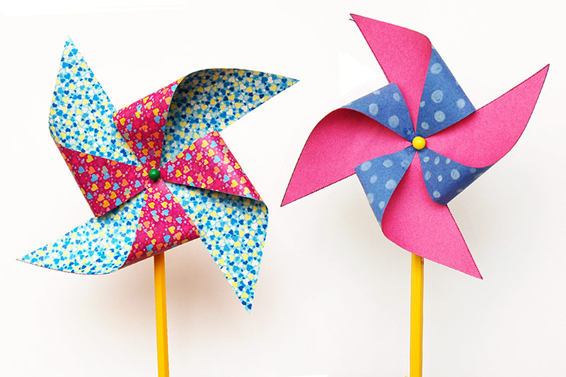 Pinwheel Kids Crafts Fun Craft Ideas Firstpalette Com
