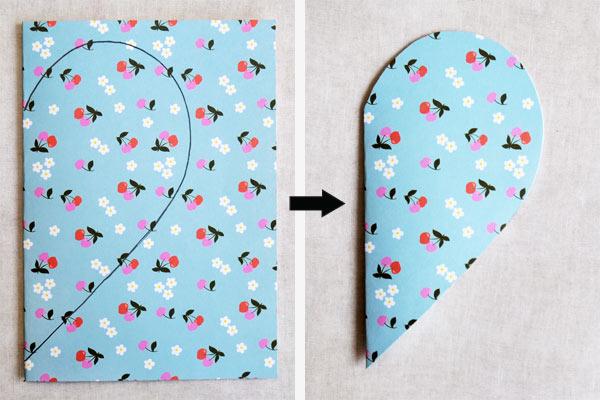 Heart Card And Envelope Kids Crafts Fun Craft Ideas Firstpalette Com