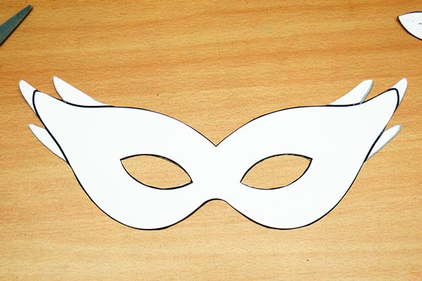 masquerade mask kids crafts