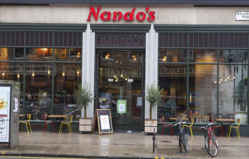 Nandos New Restaurants  Firstplan