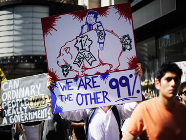 We are the other 99%