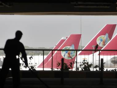 Kingfisher has become the smallest airline in India. Reuters
