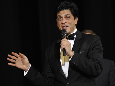 Cry me a river, Shah Rukh Khan! Reuters