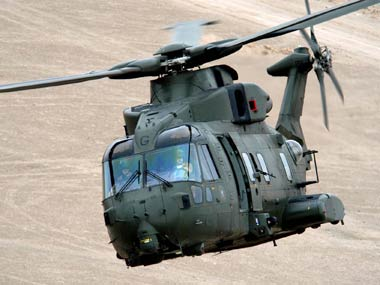 The middlemen in the AgustaWestland deal had tenuous links to the Congress. Courtesy: AgustaWestland