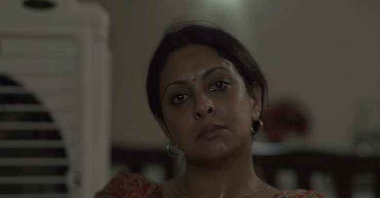 Shefali Shah in a still from Neeraj Ghaywan's Juice. Youtube screengrab