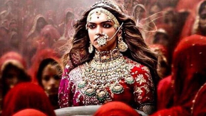 Still from Padmavati