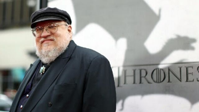 George RR Martin updates fans on upcoming Game of Thrones book says he has made steady progress writing Winds of Winter during lockdown