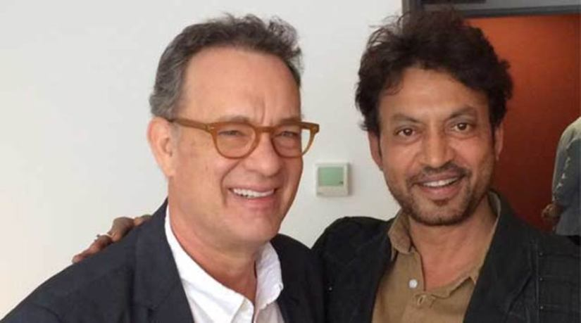 Tom Hanks once said he wanted to ape Inferno co-star Irrfan Khan's acting style 6