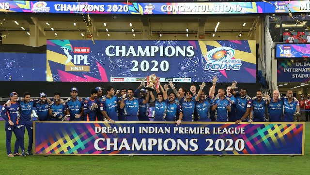 IPL 2020 Rohit Sharma Trent Boult shine as MI clinch record fifth title with fivewicket win over DC