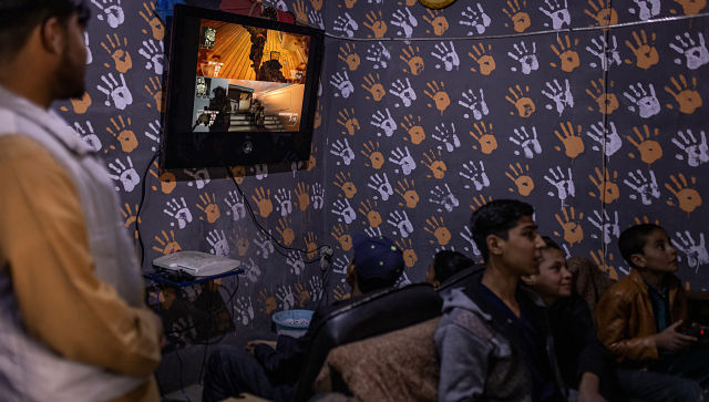 I forget about the world Afghan youths are increasingly finding escape in video games