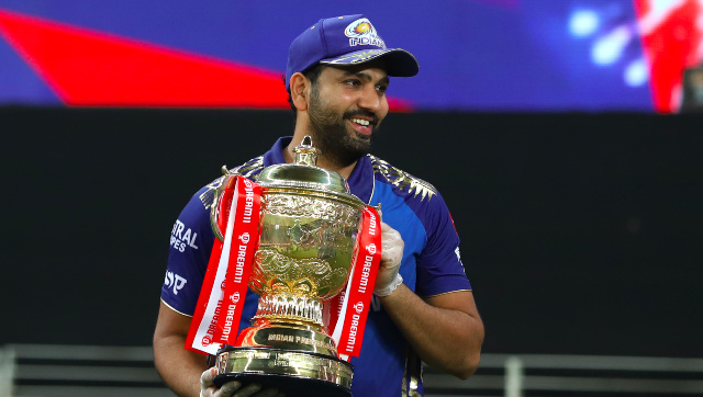 Rohit Sharma led Mumbai Indians to their fifth title victory in eight editions with a five-wicket victory over Delhi Capitals in the final on Tuesday. Sportzpics
