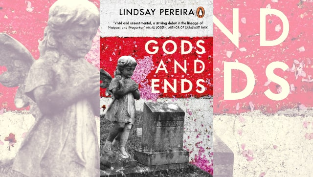 Gods and Ends author Lindsay Pereira Bombay has the ability to horrify or surprise at every turn