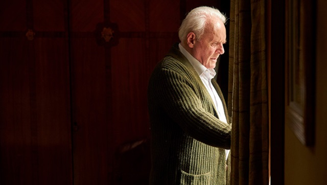 The Father movie review Anthony Hopkins puts viewers in the disoriented mind of a dementiastricken dad