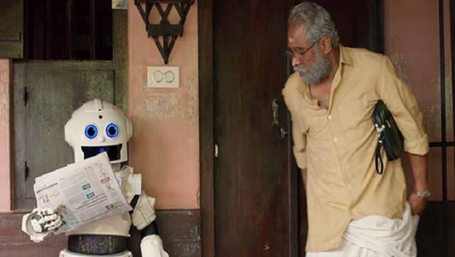 Artificial Intelligence grows as a ripe theme in Indian cinema From OK Computer Anukul to Enthiran Andorid Kunjapan