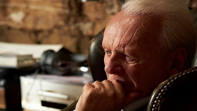Oscars 2021 Anthony Hopkins opens up on his easy role in The Father and how he wishes to go on for another 20 years