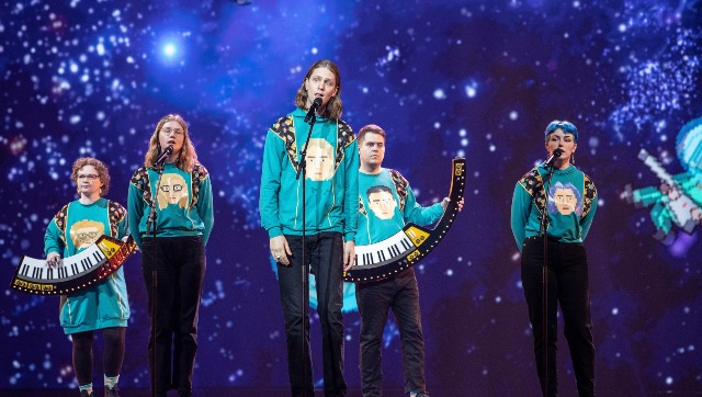 Eurovision Song Contest 2021 After an agonising wait returning acts hope to capture last years magic in their performances