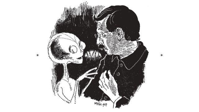 Read Bonkubabus Friend An unpublished translation by Satyajit Ray of his story of an alienhuman friendship