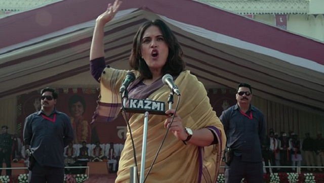 Maharani Madam Chief Minister and the marked shift of focus in Subhash Kapoors onscreen politics