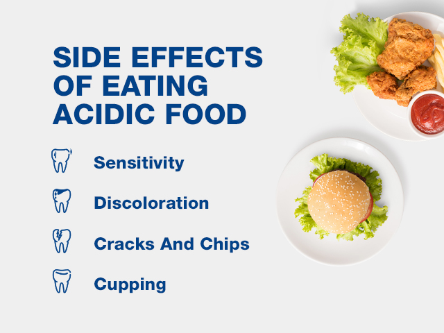 Eat Right Smile Bright  Acidic Food and Beverages Impact on teeth