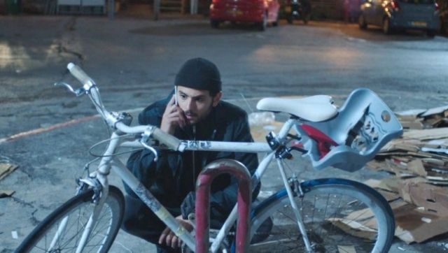 Oscars 2021 nominated live action shorts A close call between a dad who goes shopping and a man who finds his stolen bike