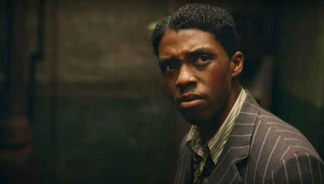 Chadwick Boseman Portrait of an Artist  Netflix special gives an instructive insight into late actors professional life