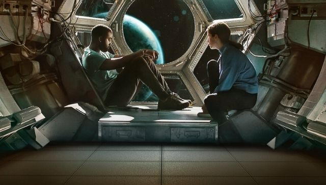Stowaway movie review Anna Kendrick Toni Collettes austere space drama is intense but not riveting enough