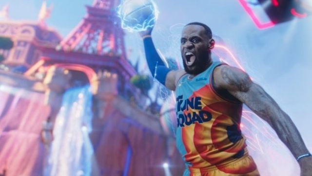 Promotional website for Space Jam strikes back ahead of sequel release how its reminiscent of preGoogle internet era
